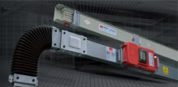 Busbar Kanal Enerji Dağıtım Sistemleri 100-160-225 A